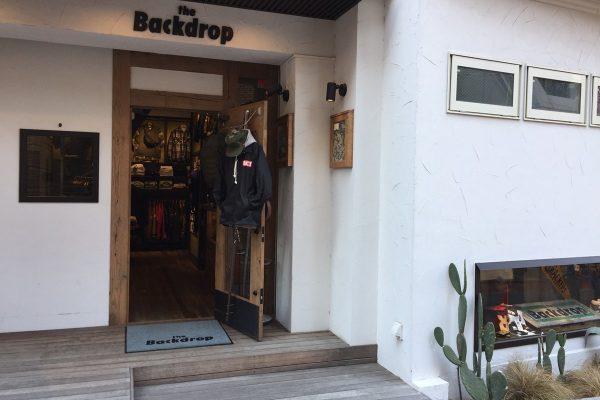 BACK DROP(東京)