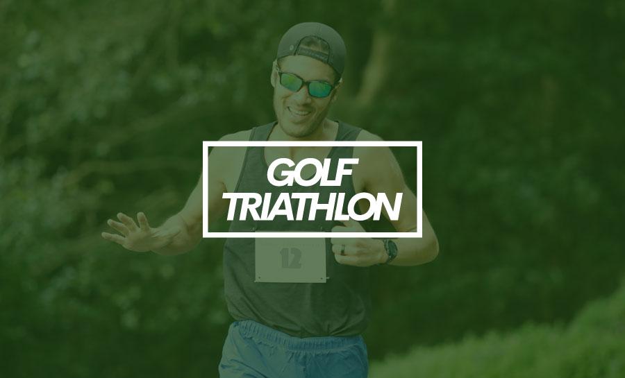 サイクリング・ゴルフ・ランを組み合わせた「ゴルフトライアスロン」開催決定