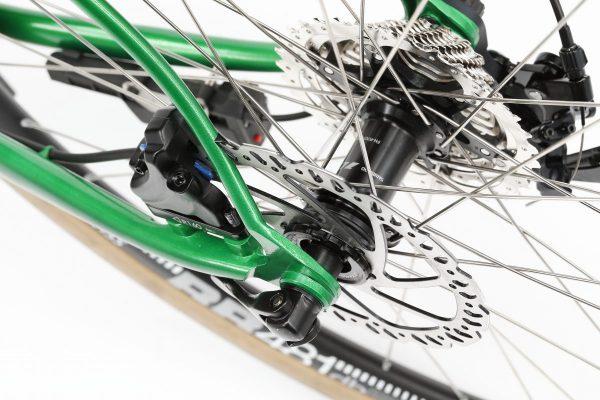鉄×ディスク×電動なモダンツーリングバイク【ホビーボルダーの続・鉄バカ日記】