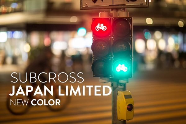 スコットの人気モデル「SUB CROSS」に新たな日本限定カラーが登場