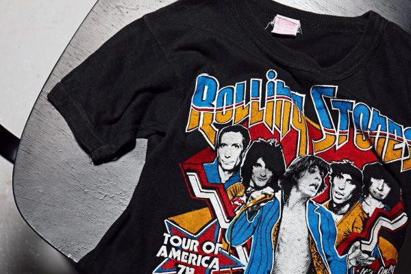 プリントの意味を知らずに着ていない? 正しいプリントTシャツの選び方。