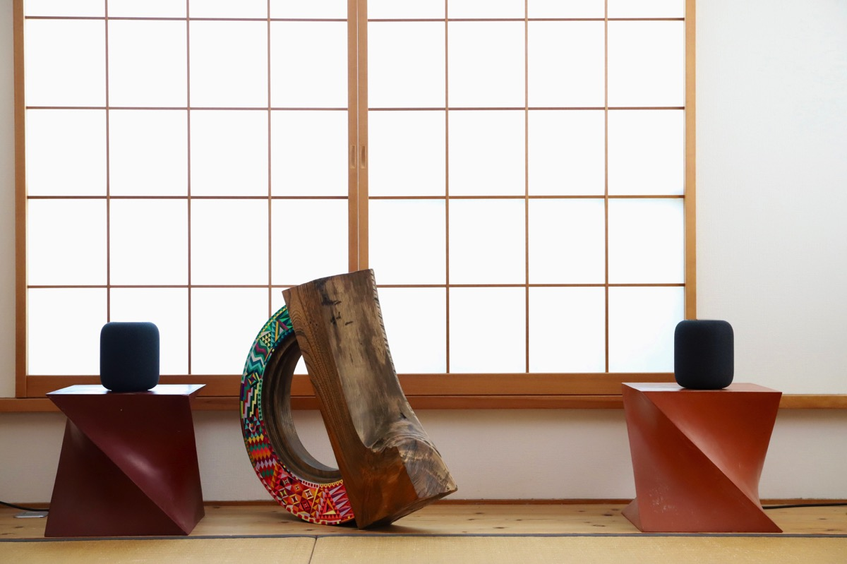 HomePod日本この夏発売。ホームパーティ好きは絶対に2個買うべき!