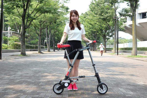 「MINI LOVE」で折りたたみ自転車のデリバリー&レンタルサービスを紹介