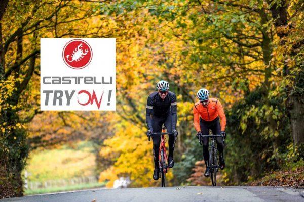 「castelli TRY ON ! 」で2019秋冬ウエアをいち早くチェック