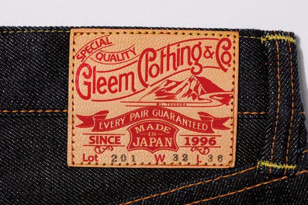 【グリームの傑作ジーンズ】ジーンズの黄金時代でもある'50年代初期モデルをイメージ