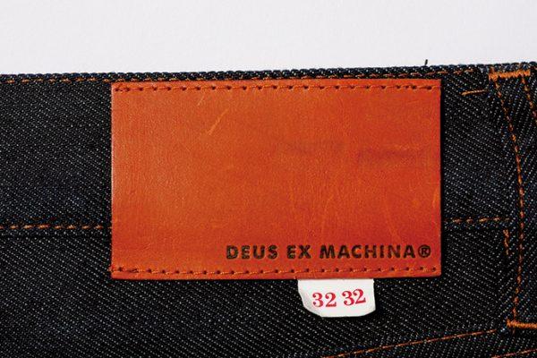【デウスエクスマキナの傑作ジーンズ】気鋭のブランドが放つシンプルな新定番モデル