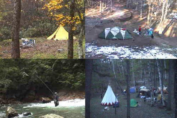 キャンプ場ガイド「一の瀬高原キャンプ場」(山梨県甲州市)