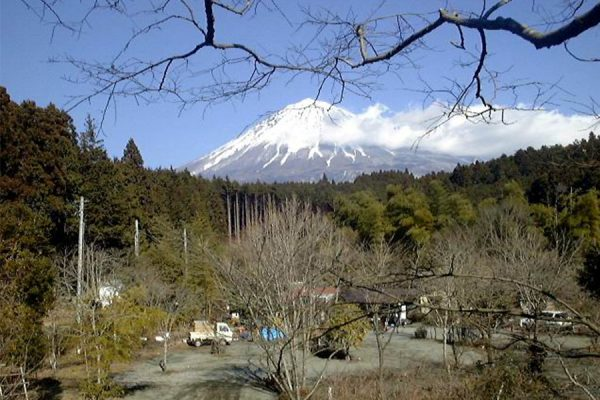 キャンプ場ガイド「新富士オートキャンプ場」(静岡県富士宮市)