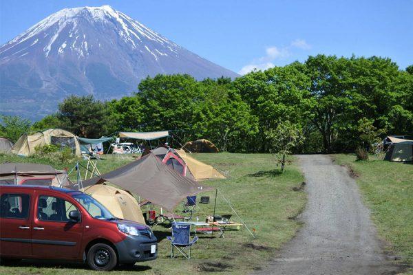 キャンプ場ガイド「朝霧ジャンボリーオートキャンプ場」(静岡県富士宮市)