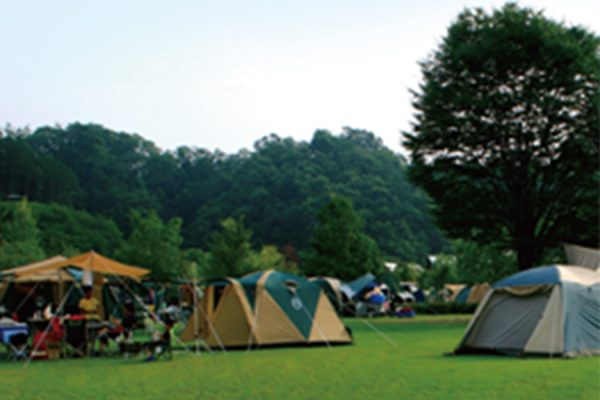 キャンプ場ガイド「グリンヴィラ」(茨城県久慈郡大子町)