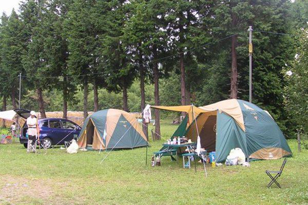 キャンプ場ガイド「上小川キャンプ場」(茨城県久慈郡大子町)