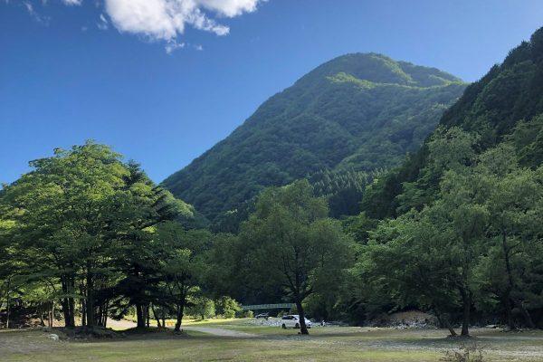 キャンプ場ガイド「ウェルキャンプ西丹沢」(神奈川県足柄上郡山北町)
