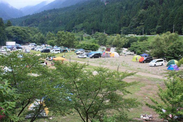 キャンプ場ガイド「黄和田キャンプ場」(滋賀県東近江市)