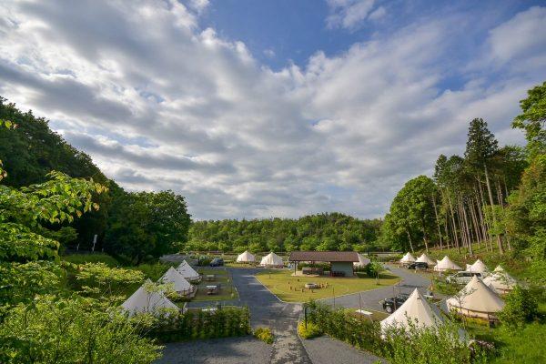 キャンプ場ガイド「ツインリンクもてぎ 森と星空のキャンプヴィレッジ」(栃木県芳賀郡茂木町)