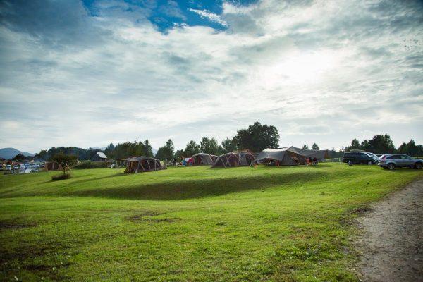 キャンプ場ガイド「スノーピーク Head quarters キャンプフィールド」(新潟県三条市)