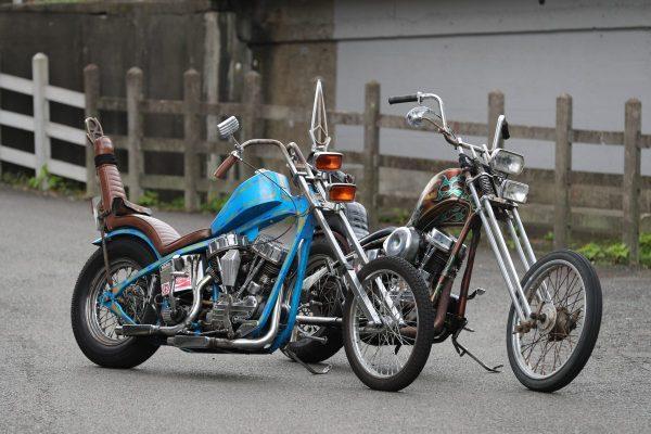 映画『イージーライダー』がバイクを変えた!ロングフォークのチョッパースタイルの魅力。