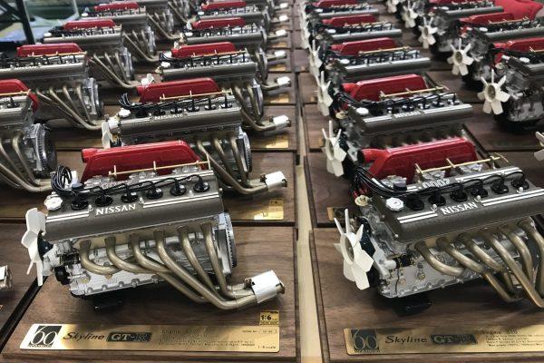 クルマ好きから絶大な支持を集める、エンジン模型専門メーカーの手仕事がスゴイ。