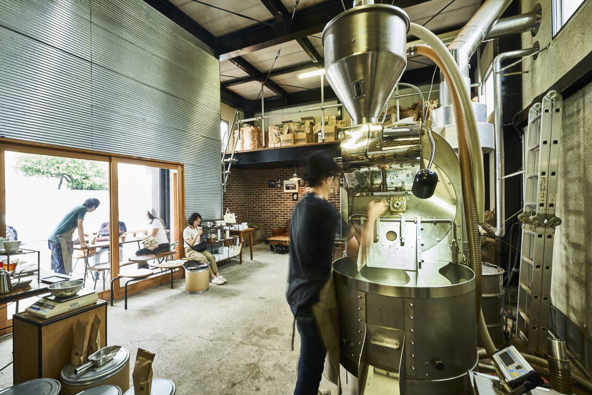 憲二 コーヒー 坂口