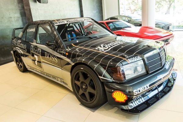 日本に1台といわれている、本物のDTMレースカーを発見!