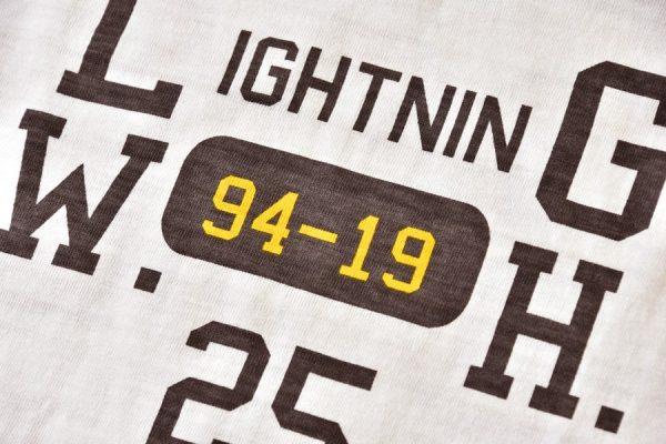 【25周年コラボ】ついに完成! ウエアハウスに別注したスペシャルなフットボールTシャツ!