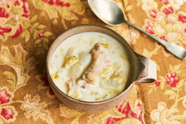 豆乳を使ったスープレシピ3選
