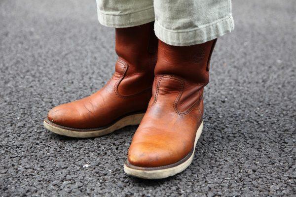 レッド・ウィングRED WINGの定番「ペコス」ってどんなブーツ?
