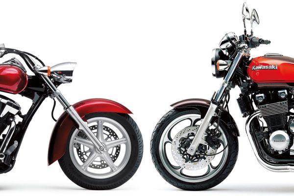 フロントフォークをみればバイクのキャラクターが分かる!【ネモケンの今さら聞けないバイクのギモン】