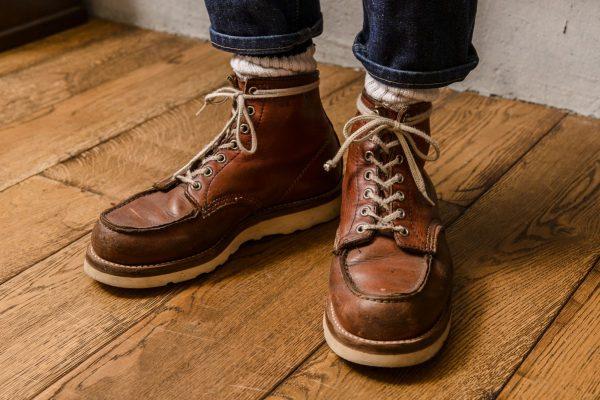 レッド・ウィングRED WINGの定番、アイリッシュセッター「875」ってどんなブーツ?