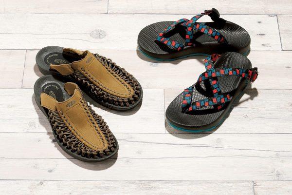 キャンプで活躍するおすすめの靴・ブーツ・サンダル16選