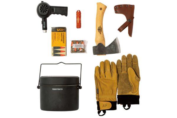 焚き火をカッコよく格上げする道具とランクアップ術