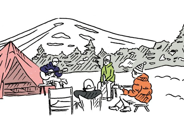 冬キャンプを快適に過ごす8つのアイデア