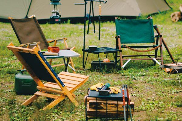 キャンプで差がつくアウトドアチェア・ベンチ・スツール24選