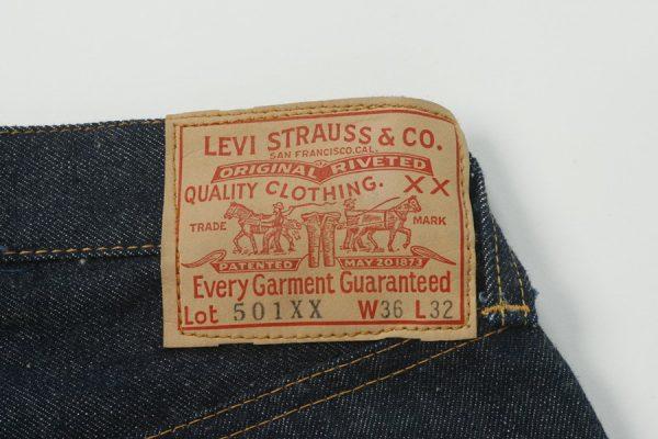 リーバイス LEVI'S 501から、ジーンズの歴史をひも解く。