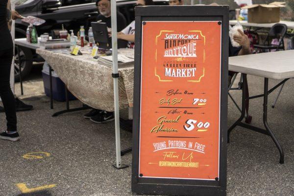 【LA】サンタモニカエアポートのフリーマーケットは、ターコイズがザックザク!?