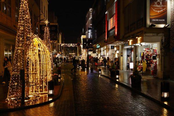 ※終了※横浜元町でクリスマスイベント「MOTOMACHI TWINKLE CHRISTMAS」2019年12月25日(水)まで開催中!