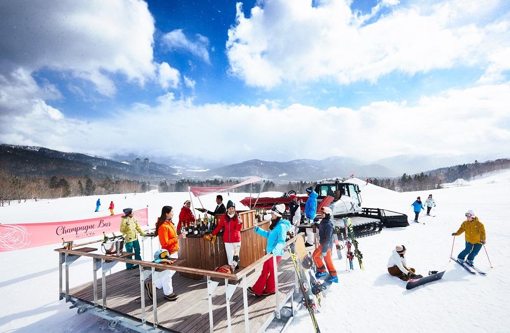 トマム スキー 場