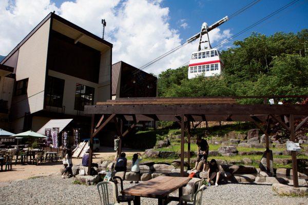 「新穂高温泉」松本エリア|登山口スポット【登山口】