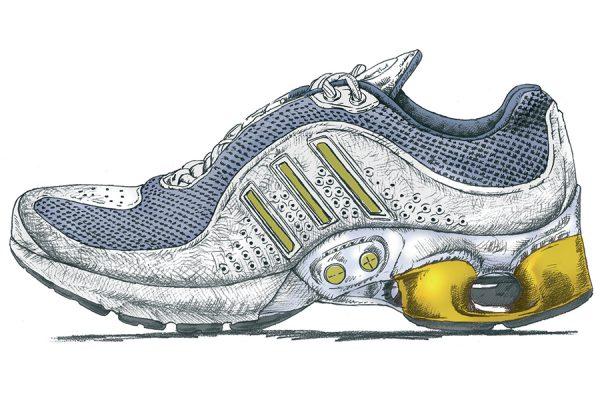 "adidas/adidas 1(アディダス/アディダス 1)2005|ランニングシューズの礎を築いた""名作""たち"