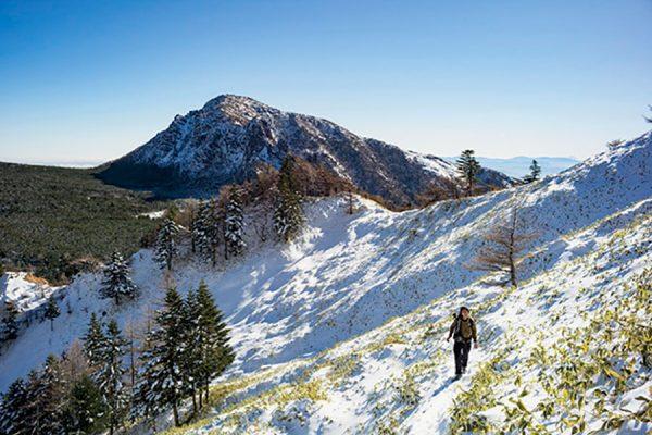 フォトグラファーが撮り歩く浅間山外輪山
