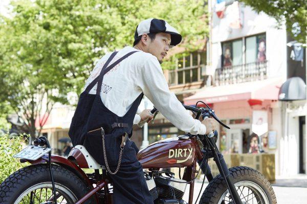 バイク乗り必見! ダサくならない、 大人のバイカーファッション15選。