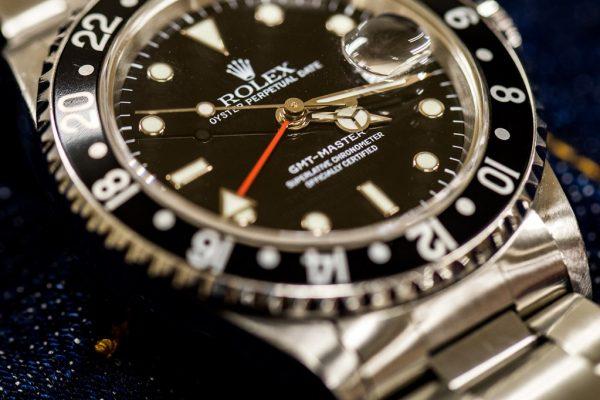 ロレックス「GMT-MASTER(ジーエムティー・マスター)」ってどんな時計?