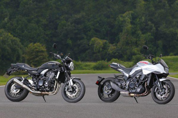 『プレイバック・インプレ』蘇った伝説の2台  カタナ×Z900RS