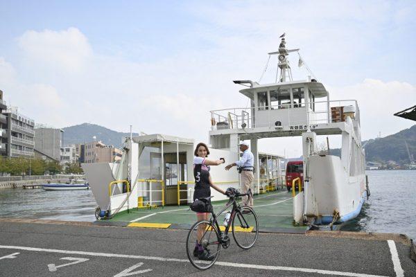 【広島県】道端カレンが行く!鳥取・島根・広島・愛媛をつなぐロードバイク旅コース
