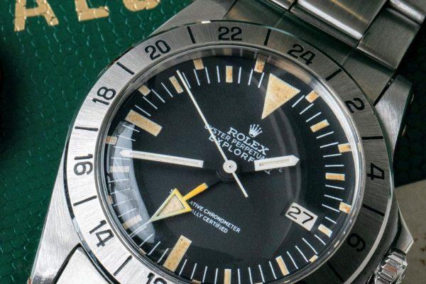 流行に左右されない普遍的デザイン、ロレックス「EXPLORER(エクスプローラー)」ってどんな時計?