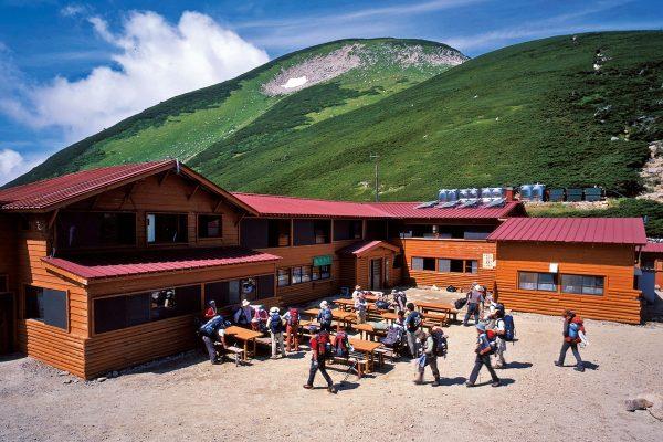 「双六小屋」北アルプスの山小屋完全ガイド