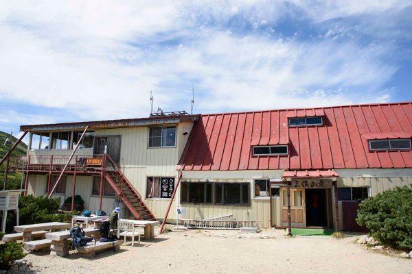 「三俣山荘」北アルプスの山小屋完全ガイド