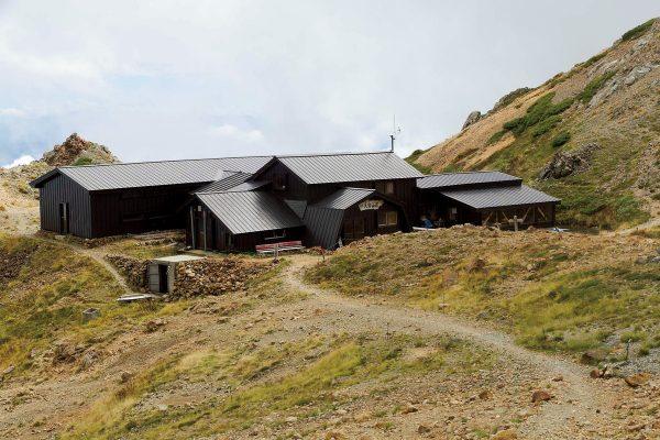 「天狗山荘」北アルプスの山小屋完全ガイド