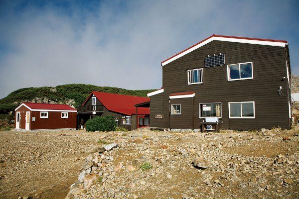 「大天荘」北アルプスの山小屋完全ガイド