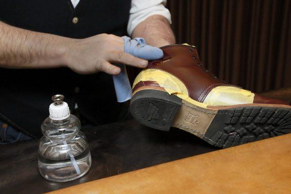 革靴の染め替えはプロの技で! シューズケア専門店「ブリフトアッシュ」のマル秘テクを伝授!