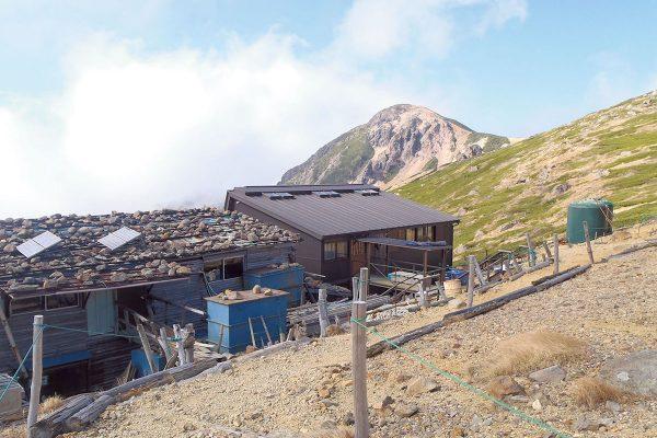 「根石岳山荘」日本山小屋完全ガイド